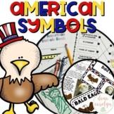 American Symbols Mega Pack {Social Studies, ELA, Math}