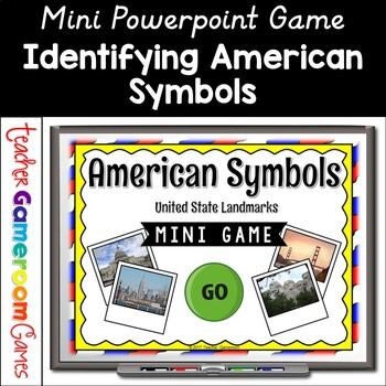 American Symbols Mini Game