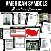 American Symbols Mini Museum with Recording Sheet