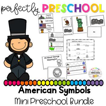 American Symbols Mini Preschool Bundle