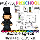 American Symbols Mini Preschool Pack