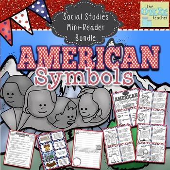 American Symbols Mini-Reader Bundle