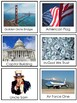 American Symbols Picture Cards