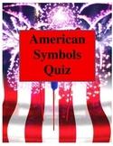 American Symbols Quiz