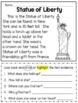 American Symbols Reading Comprehension and Text Evidence p