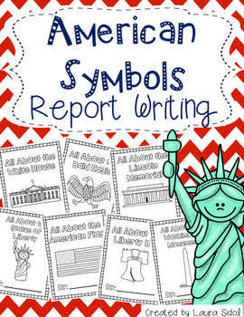 American Symbols Report Writing