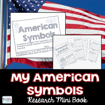 American Symbols Research Mini Flip Book