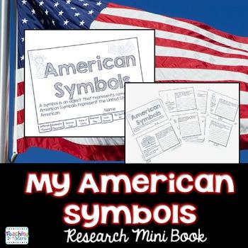 American Symbols Research Flip Book