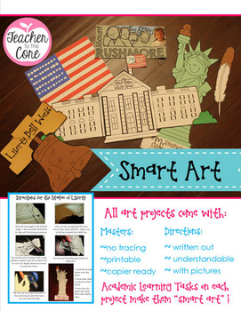 American Symbols- {Smart Art}