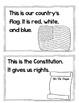American Symbols Student Reproducible Book