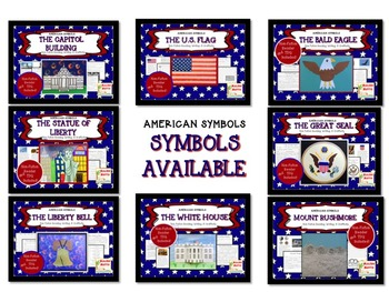American Symbols-The Capitol Building-Non-Fiction Reader and Craftivity
