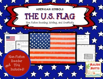 American Symbols-The United States Flag-Non-Fiction Reader