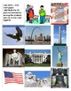 Constitution and American Symbols: Pledge of Allegiance, Chart, Foldable