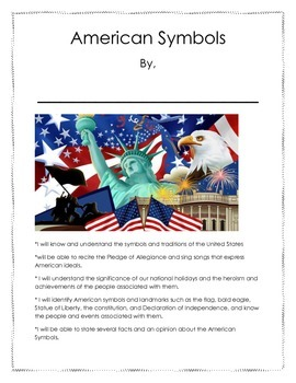 American Symbols Facts and Opinions