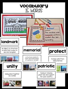 American Symbols - Reading Passages