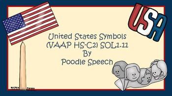 VAAP: American Symbols HS-C2 (SOL 1.11)