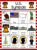 American Symbols Vocabulary Cards