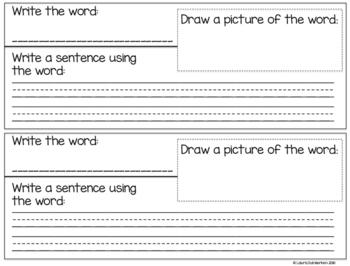 American Symbols Write the Room Vocabulary
