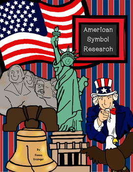 American Symbols Research and Writing