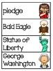 American Symbols Writing Centers