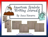 American Symbols Writing Journal