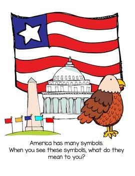 American Symbols Writing Prompt