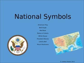 American Symbols and California Symbols Slideshow