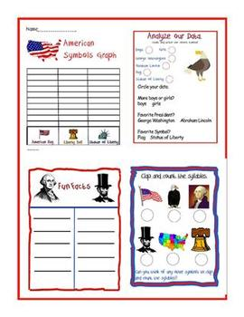 American Symbols and Celebration Activities