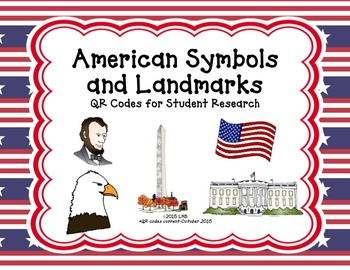 American Symbols and Landmarks QR Codes