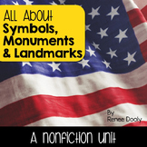 American Symbols and Monuments- A Nonfiction Unit