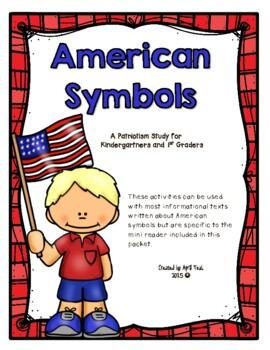 American Symbols for Kindergartners & 1st Graders