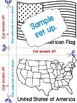 American Symbols - interactive journal / vocabulary word bank 4 young learners.