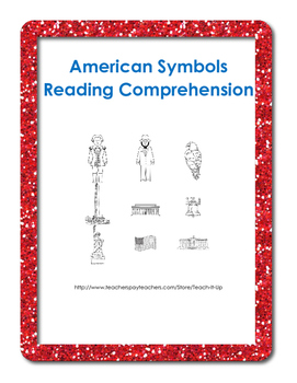 American Symbols of Freedom Reading Comprehension (two levels)