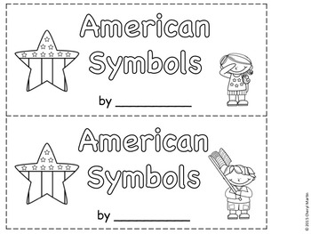American Symbols slide show and booklet