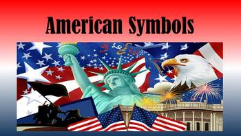 American Symbols with Audio Power Point