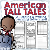 Tall Tales Reading and Writing Unit