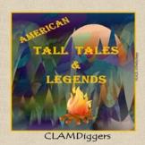 American Tall Tales & Legends