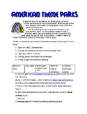 American Theme Parks Database and Advertisement