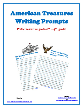 American Treasures Writing Prompts