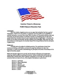 American Values in Democracy  - PARCC Research Simulation Task