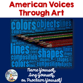 American Literature:  Reading & Creating Art