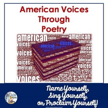 Poetry with American Voices:  Literary Analysis & Close Reading