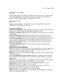 """American Voyage"" Unit - 3 lesson plans (ELA, Writing, Social Studies)"