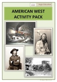 American West Activity Pack