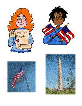 American and Patriotic Graphics