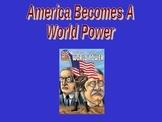 America as a World Power Jeopardy Game