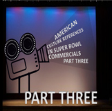 American culture through commercials – part three – ESL adult conversation power