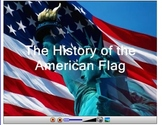 American/USA Flag Flipchart for ActivInspire