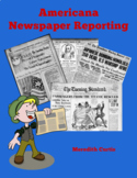 Americana Newspaper Reporting