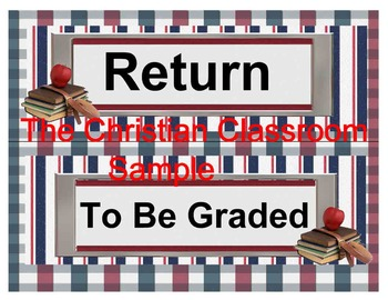 Americana Themed Word Wall, Classroom Subject, hall passes, and blank labels.